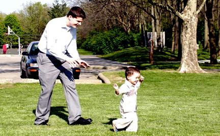 Père et salarié