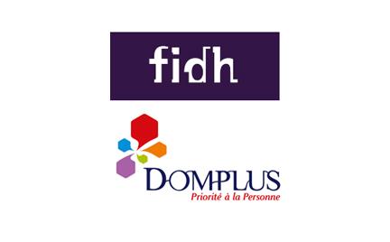 FIDH et DOMPLUS